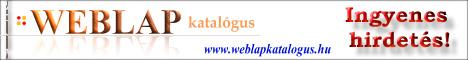 WeblapKatal�gus.hu Ingyenes �zleti webkatal�gus